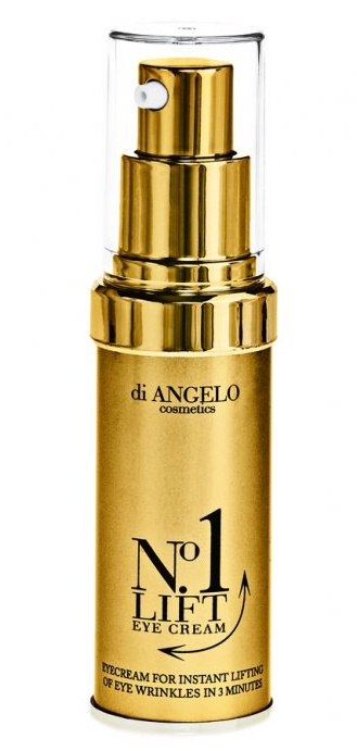 Nº1 Lift Eye Cream - Di Angelo Cosmetics