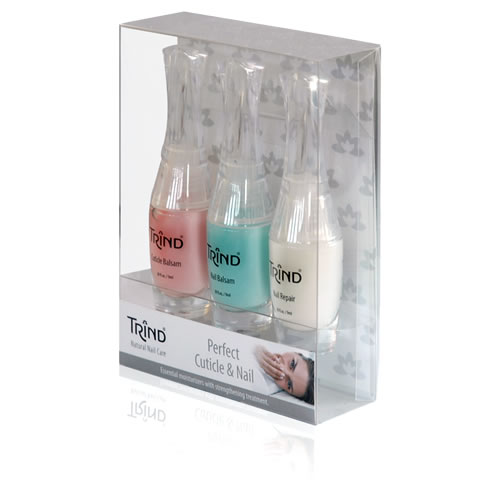 Trind Perfect Cuticle & Nail Set
