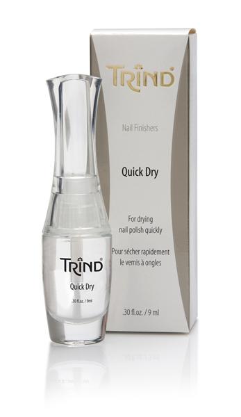 Trind Top Coat Quick Dry