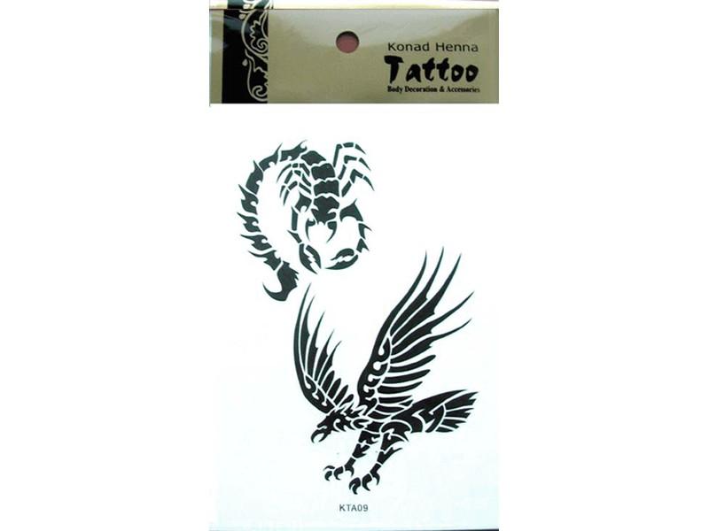 Tatuaje Henna-KTA09