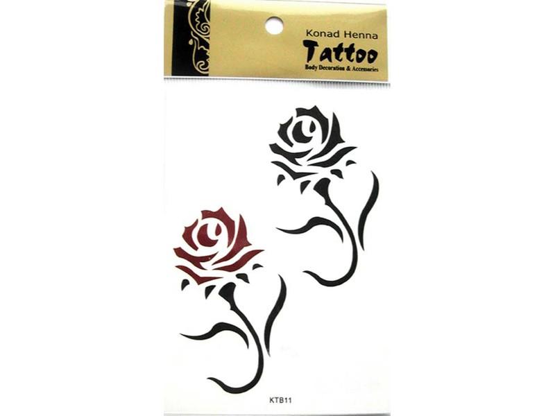 Tatuaje Henna-KTB11