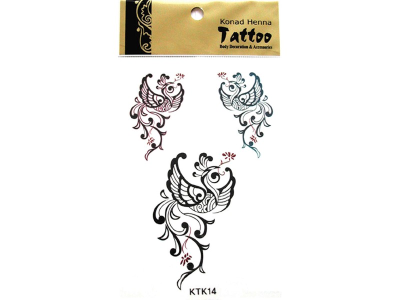 Tatuaje Henna-KTK14