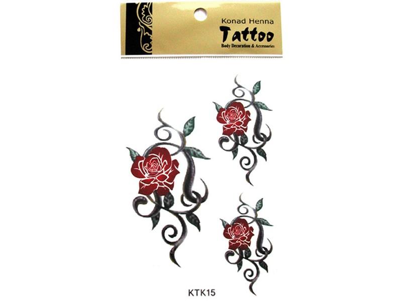 Tatuaje Henna-KTK15