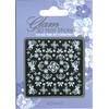 Glam sticker 3D para uñas K3D-W02