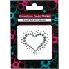Glam sticker brillantes decorativos KSDS-06