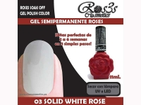 03-Solid White Rose 11 ml