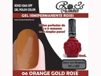 06-Orange Gold Rose 11 ml