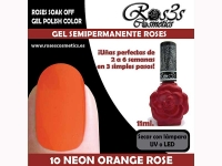 10-Neon Orange Rose 11 ml