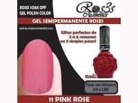 12-Pink Rose 11 ml