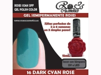 16-Dark Cyan Rose 11 ml