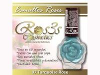 Esmalte Roses: 07 TURQUOISE ROSE