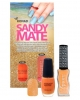 Esmalte de arena mate KONAD - 05 Orange
