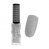 Esmalte de arena Konad -SDP02 Light Silver 9.5 ml