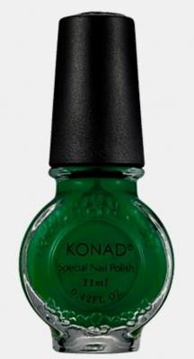 Esmalte especial grande Konad (11ml). G09 GREEN