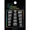 Glam sticker manicura francesa. KGS09