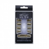 Konad Metallic Nail Tips Gold