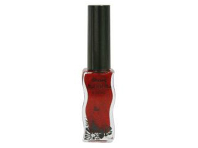 Shining Nail Art Pen A501 Red